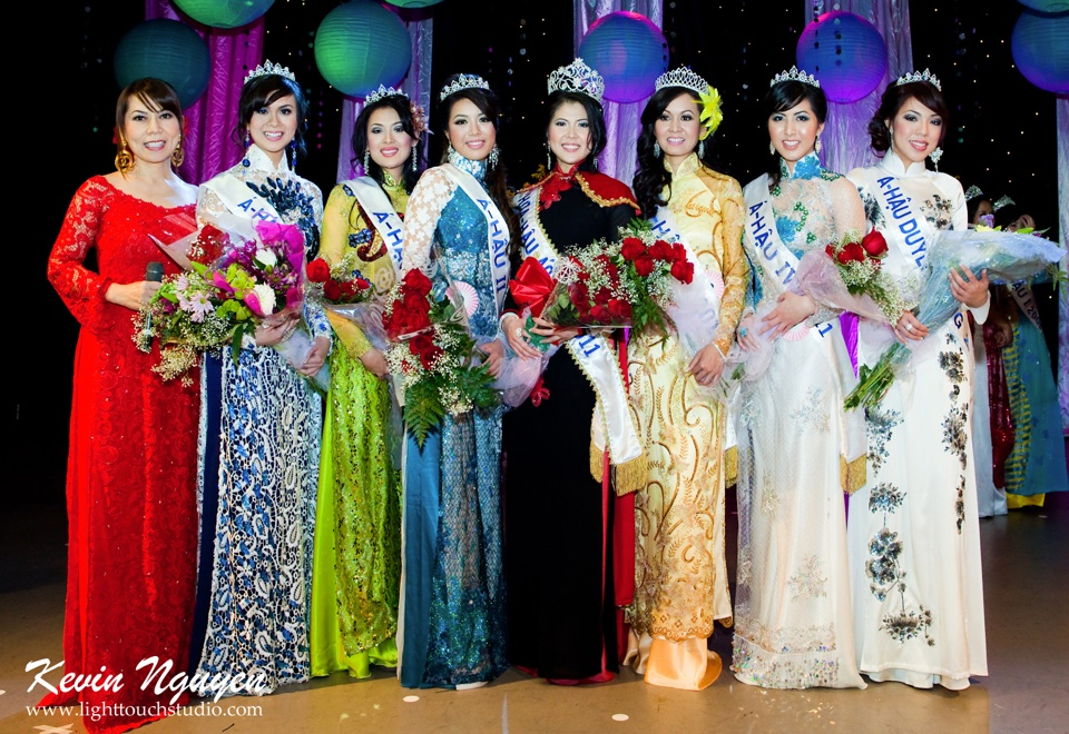 Hoa-Hau Ao-Dai Bac Cali 2011 - Pageant Day - Miss Vietnam of Northern California 2011 - Image 151