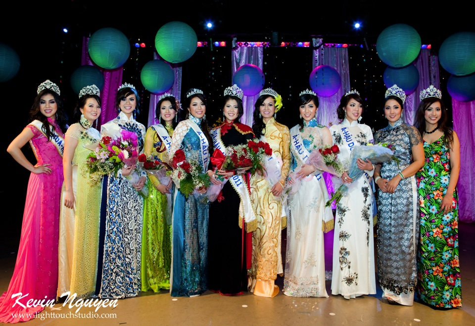 Hoa-Hau Ao-Dai Bac Cali 2011 - Pageant Day - Miss Vietnam of Northern California 2011 - Image 152