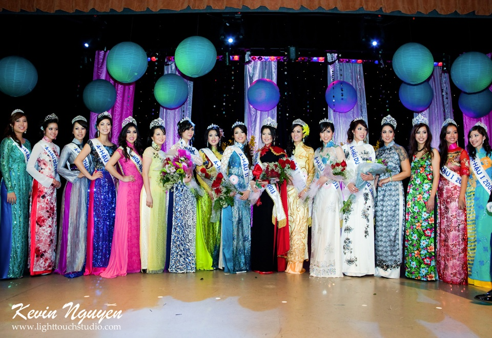 Hoa-Hau Ao-Dai Bac Cali 2011 - Pageant Day - Miss Vietnam of Northern California 2011 - Image 153