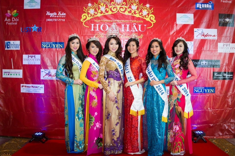 Pageant Day 2015 - Miss Vietnam of Northern California Pageant | Hoa Hậu Áo Dài Bắc Cali  - Image 104