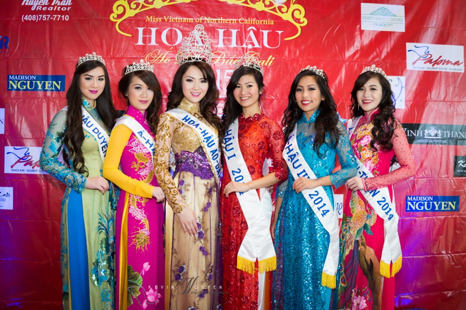 Pageant Day 2015 - Miss Vietnam of Northern California Pageant | Hoa Hậu Áo Dài Bắc Cali  - Image 105