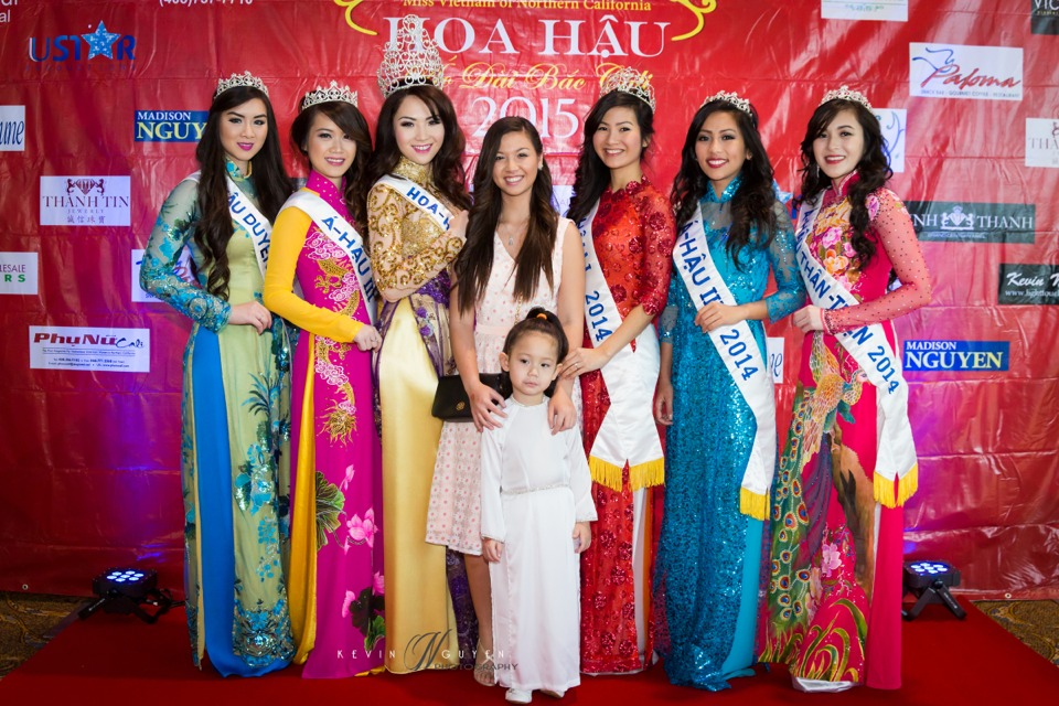 Pageant Day 2015 - Miss Vietnam of Northern California Pageant | Hoa Hậu Áo Dài Bắc Cali  - Image 107