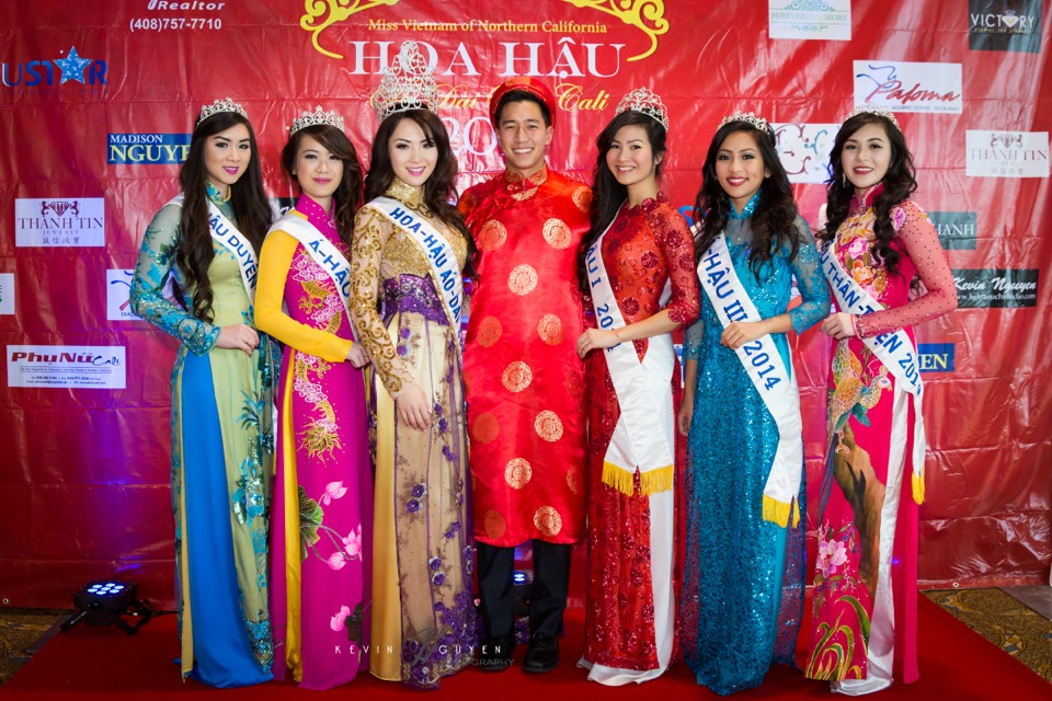 Pageant Day 2015 - Miss Vietnam of Northern California Pageant | Hoa Hậu Áo Dài Bắc Cali  - Image 108
