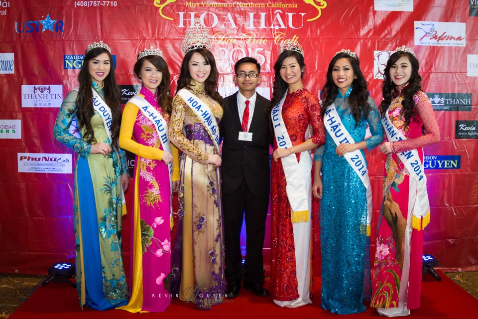 Pageant Day 2015 - Miss Vietnam of Northern California Pageant | Hoa Hậu Áo Dài Bắc Cali  - Image 109