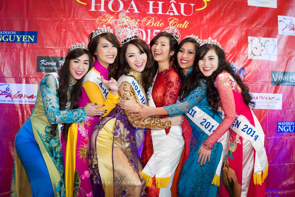 Pageant Day 2015 - Miss Vietnam of Northern California Pageant | Hoa Hậu Áo Dài Bắc Cali  - Image 112