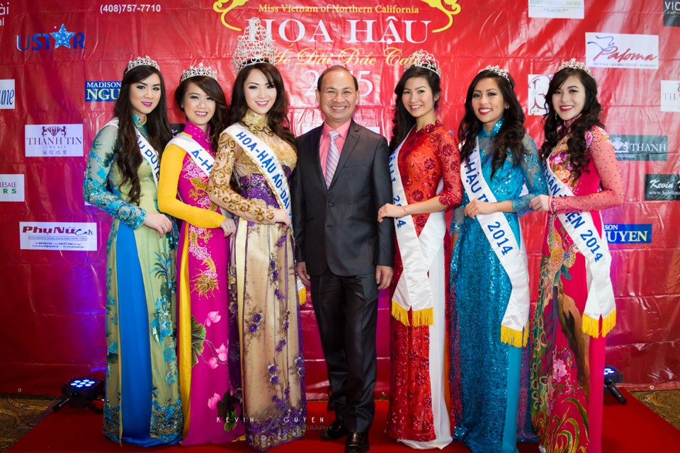 Pageant Day 2015 - Miss Vietnam of Northern California Pageant | Hoa Hậu Áo Dài Bắc Cali  - Image 115