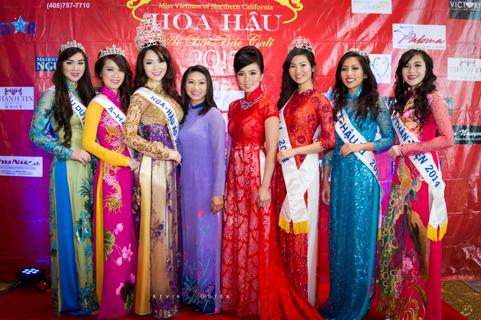 Pageant Day 2015 - Miss Vietnam of Northern California Pageant | Hoa Hậu Áo Dài Bắc Cali  - Image 117