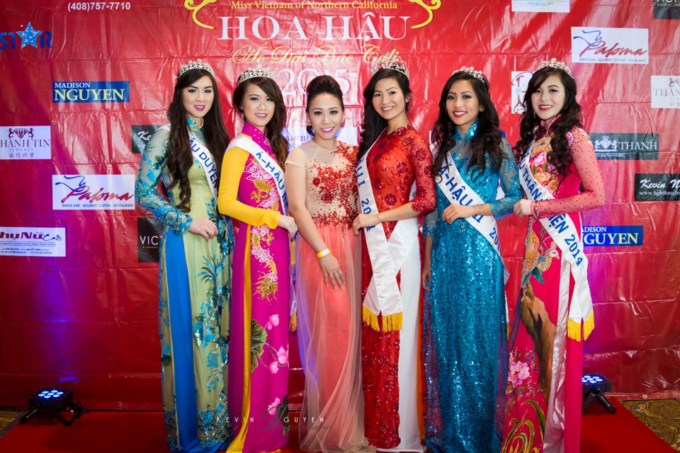 Pageant Day 2015 - Miss Vietnam of Northern California Pageant | Hoa Hậu Áo Dài Bắc Cali  - Image 118