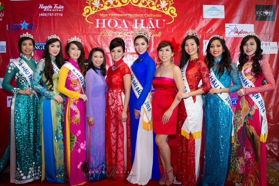 Pageant Day 2015 - Miss Vietnam of Northern California Pageant | Hoa Hậu Áo Dài Bắc Cali  - Image 119