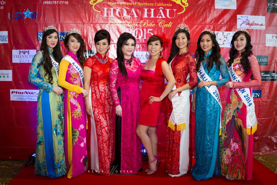 Pageant Day 2015 - Miss Vietnam of Northern California Pageant | Hoa Hậu Áo Dài Bắc Cali  - Image 121