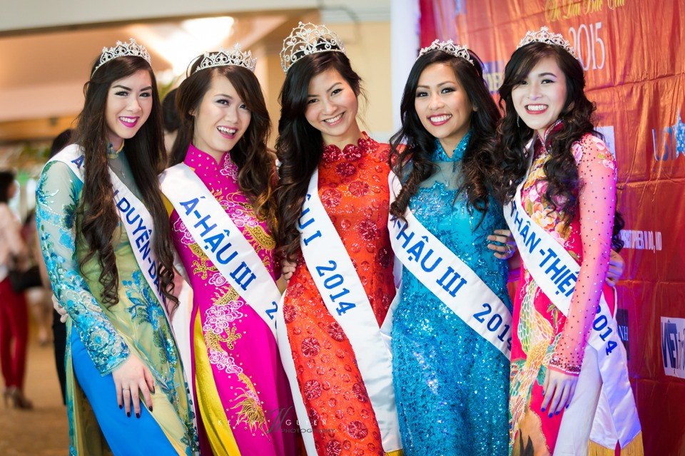 Pageant Day 2015 - Miss Vietnam of Northern California Pageant | Hoa Hậu Áo Dài Bắc Cali  - Image 125