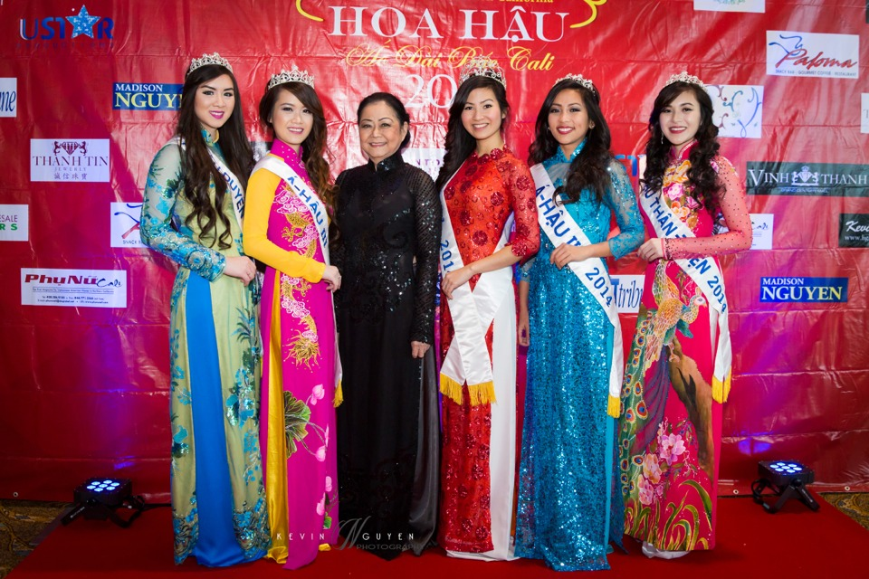 Pageant Day 2015 - Miss Vietnam of Northern California Pageant | Hoa Hậu Áo Dài Bắc Cali  - Image 126