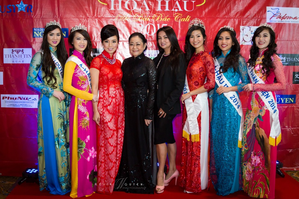Pageant Day 2015 - Miss Vietnam of Northern California Pageant | Hoa Hậu Áo Dài Bắc Cali  - Image 129