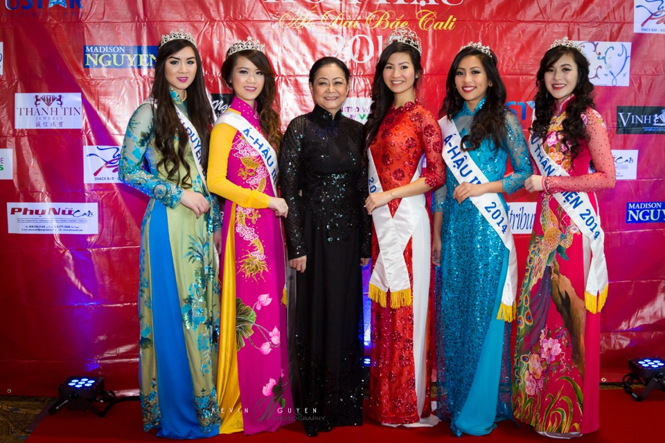 Pageant Day 2015 - Miss Vietnam of Northern California Pageant | Hoa Hậu Áo Dài Bắc Cali  - Image 130