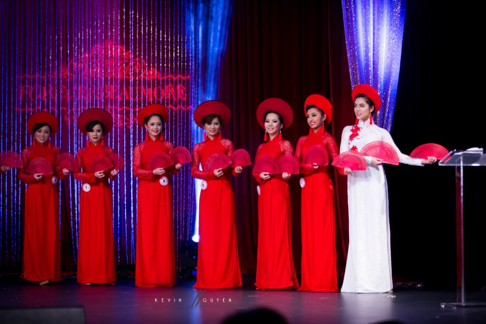 Pageant Day 2015 - Miss Vietnam of Northern California Pageant | Hoa Hậu Áo Dài Bắc Cali  - Image 160