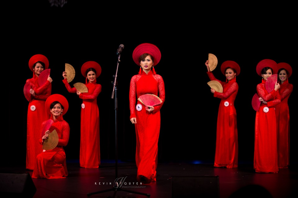 Pageant Day 2015 - Miss Vietnam of Northern California Pageant | Hoa Hậu Áo Dài Bắc Cali  - Image 167