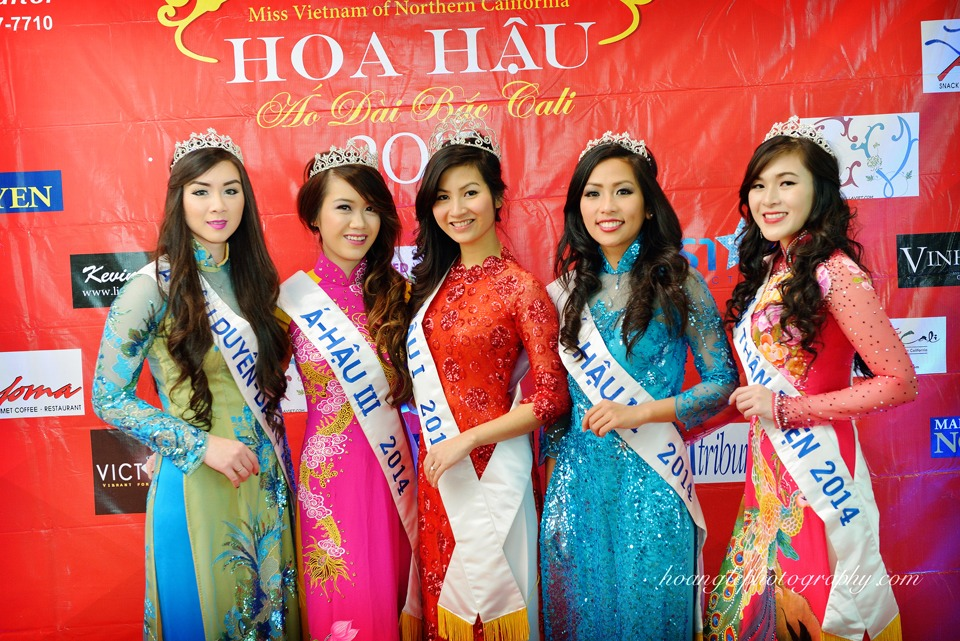 Hoa Hậu Áo Dài Bắc Cali 2015 - Pageant Day pictures by Hoang Le - Image 113