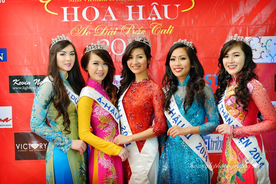 Hoa Hậu Áo Dài Bắc Cali 2015 - Pageant Day pictures by Hoang Le - Image 115