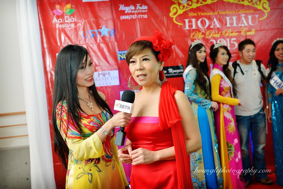 Hoa Hậu Áo Dài Bắc Cali 2015 - Pageant Day pictures by Hoang Le - Image 117