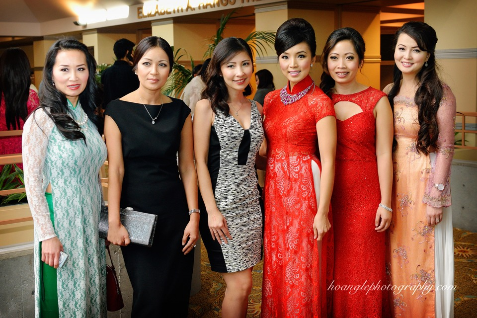 Hoa Hậu Áo Dài Bắc Cali 2015 - Pageant Day pictures by Hoang Le - Image 119