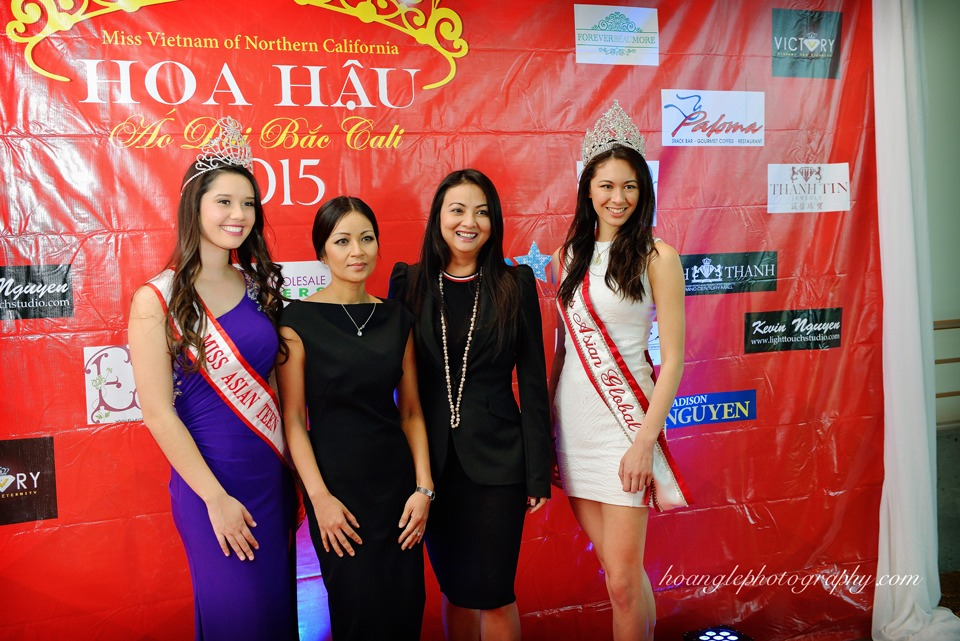 Hoa Hậu Áo Dài Bắc Cali 2015 - Pageant Day pictures by Hoang Le - Image 125