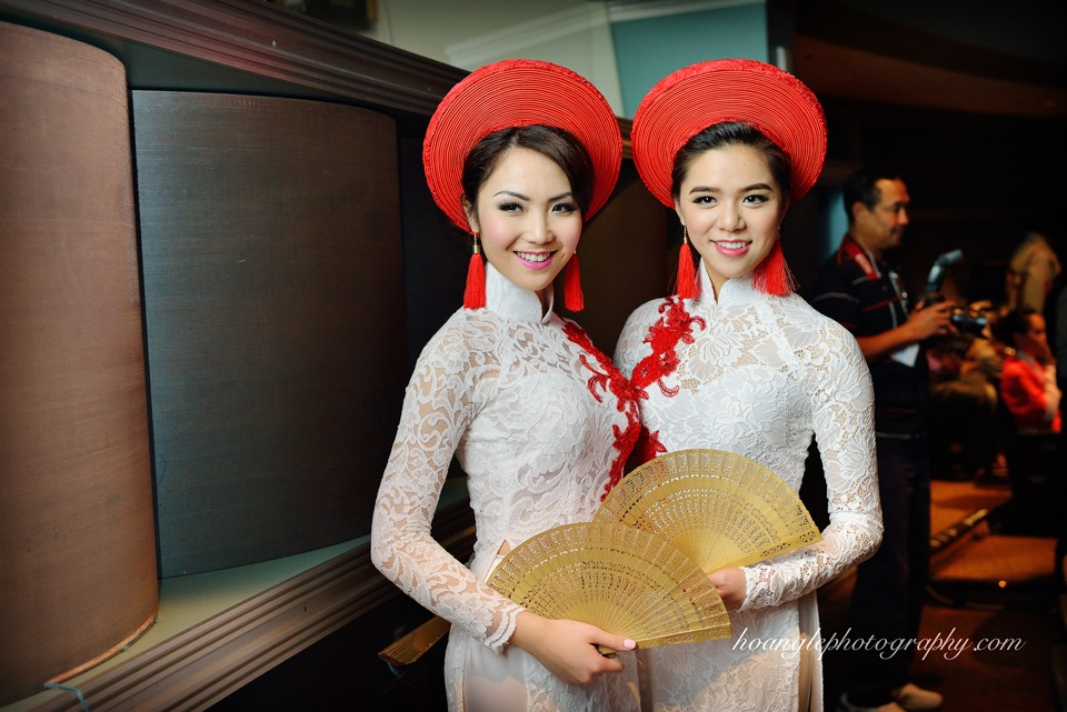 Hoa Hậu Áo Dài Bắc Cali 2015 - Pageant Day pictures by Hoang Le - Image 129