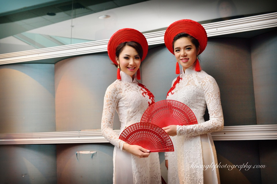 Hoa Hậu Áo Dài Bắc Cali 2015 - Pageant Day pictures by Hoang Le - Image 130