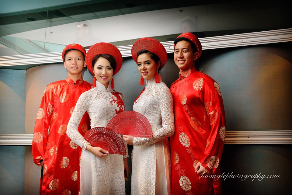 Hoa Hậu Áo Dài Bắc Cali 2015 - Pageant Day pictures by Hoang Le - Image 131