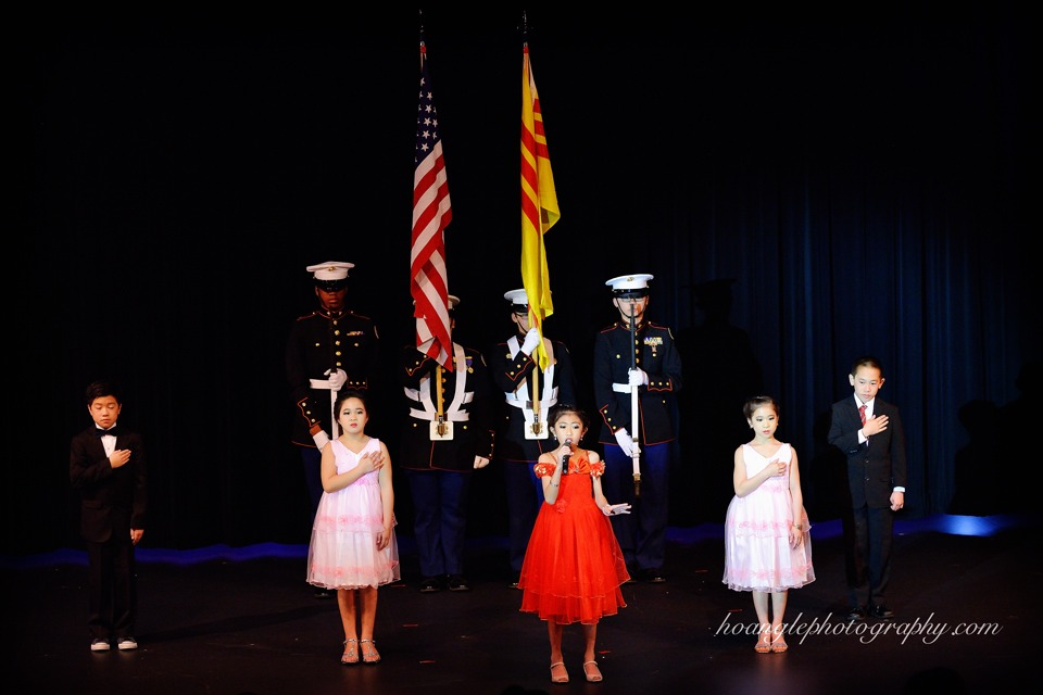 Hoa Hậu Áo Dài Bắc Cali 2015 - Pageant Day pictures by Hoang Le - Image 132