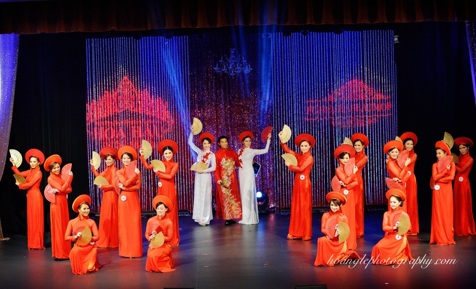 Hoa Hậu Áo Dài Bắc Cali 2015 - Pageant Day pictures by Hoang Le - Image 136