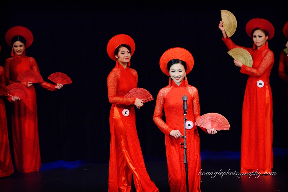 Hoa Hậu Áo Dài Bắc Cali 2015 - Pageant Day pictures by Hoang Le - Image 141