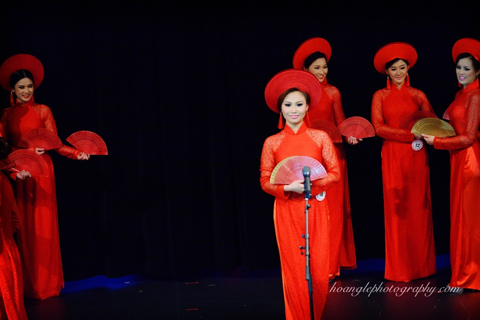 Hoa Hậu Áo Dài Bắc Cali 2015 - Pageant Day pictures by Hoang Le - Image 142