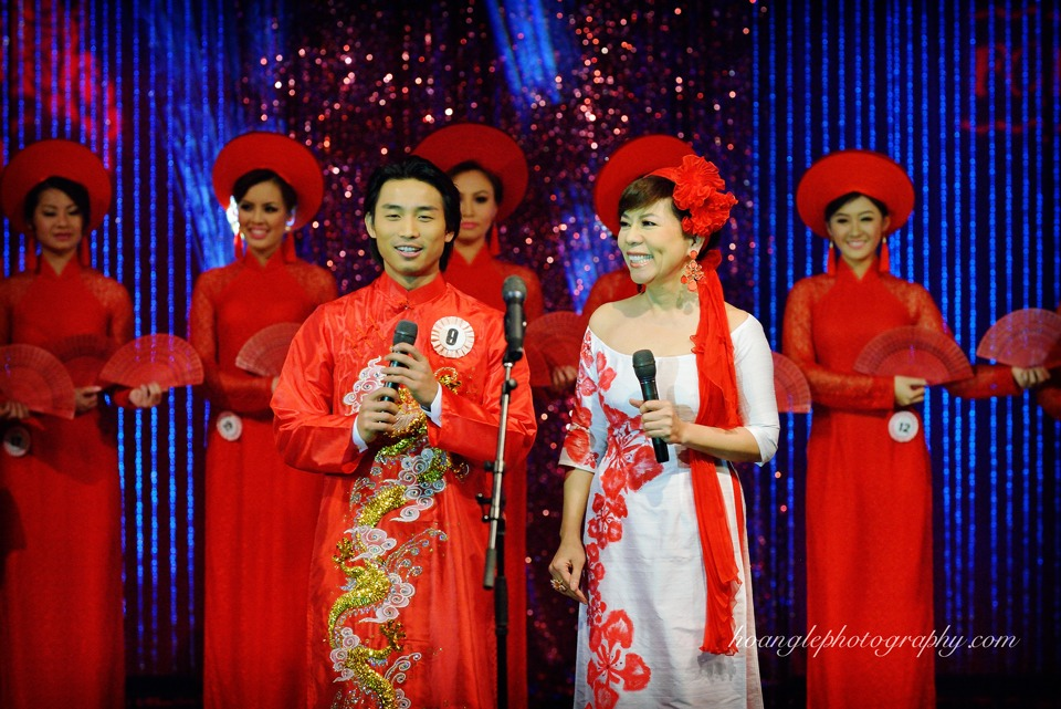 Hoa Hậu Áo Dài Bắc Cali 2015 - Pageant Day pictures by Hoang Le - Image 144