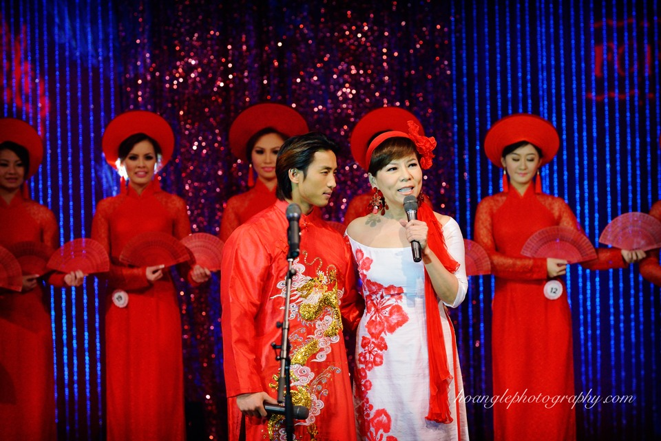 Hoa Hậu Áo Dài Bắc Cali 2015 - Pageant Day pictures by Hoang Le - Image 145