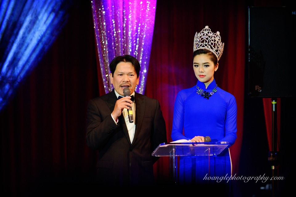 Hoa Hậu Áo Dài Bắc Cali 2015 - Pageant Day pictures by Hoang Le - Image 149