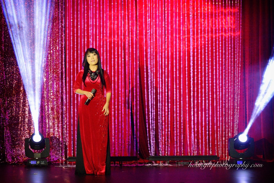 Hoa Hậu Áo Dài Bắc Cali 2015 - Pageant Day pictures by Hoang Le - Image 150