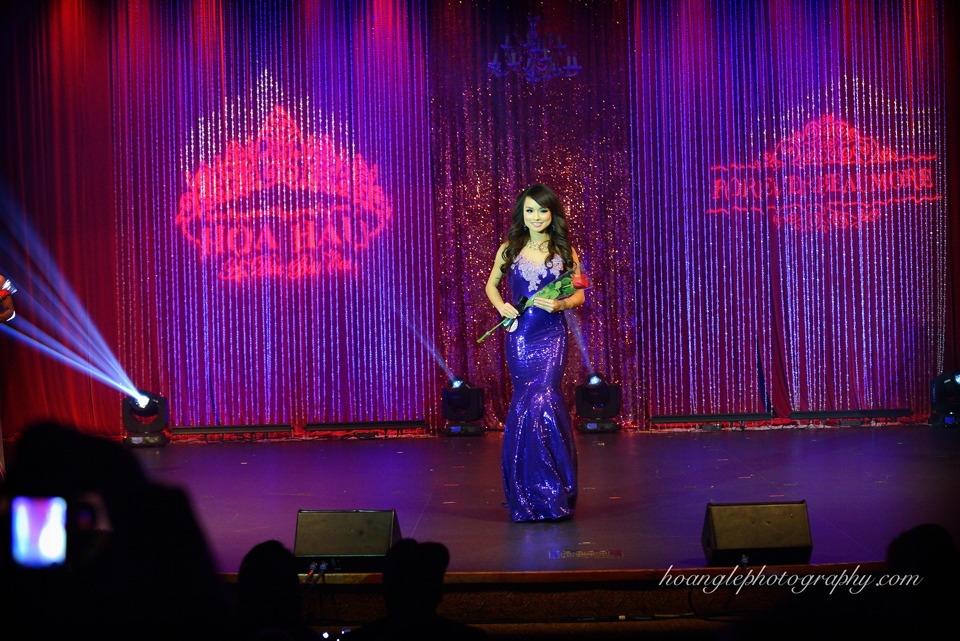 Hoa Hậu Áo Dài Bắc Cali 2015 - Pageant Day pictures by Hoang Le - Image 159