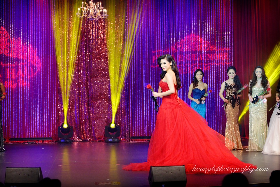 Hoa Hậu Áo Dài Bắc Cali 2015 - Pageant Day pictures by Hoang Le - Image 172
