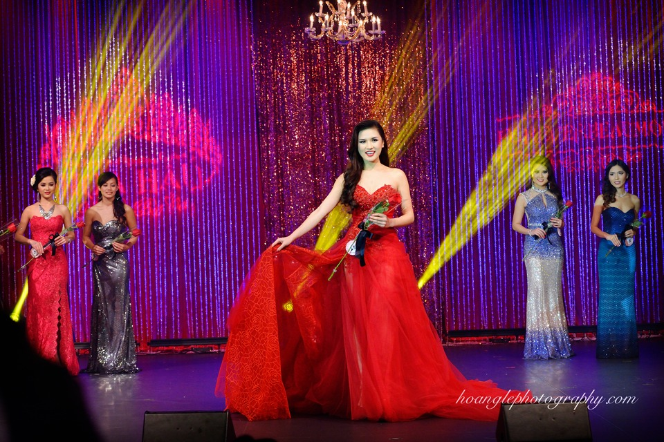 Hoa Hậu Áo Dài Bắc Cali 2015 - Pageant Day pictures by Hoang Le - Image 173