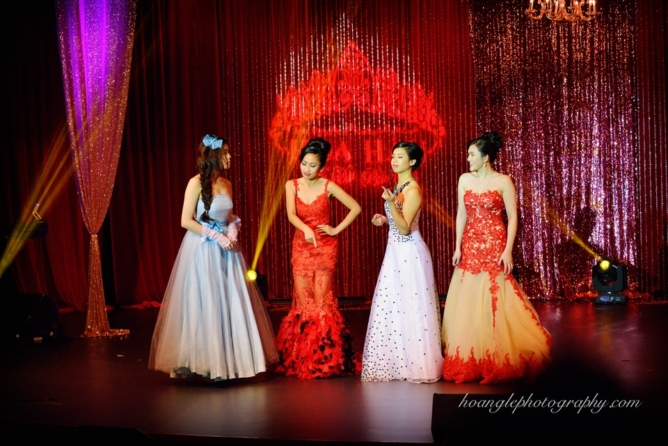 Hoa Hậu Áo Dài Bắc Cali 2015 - Pageant Day pictures by Hoang Le - Image 179