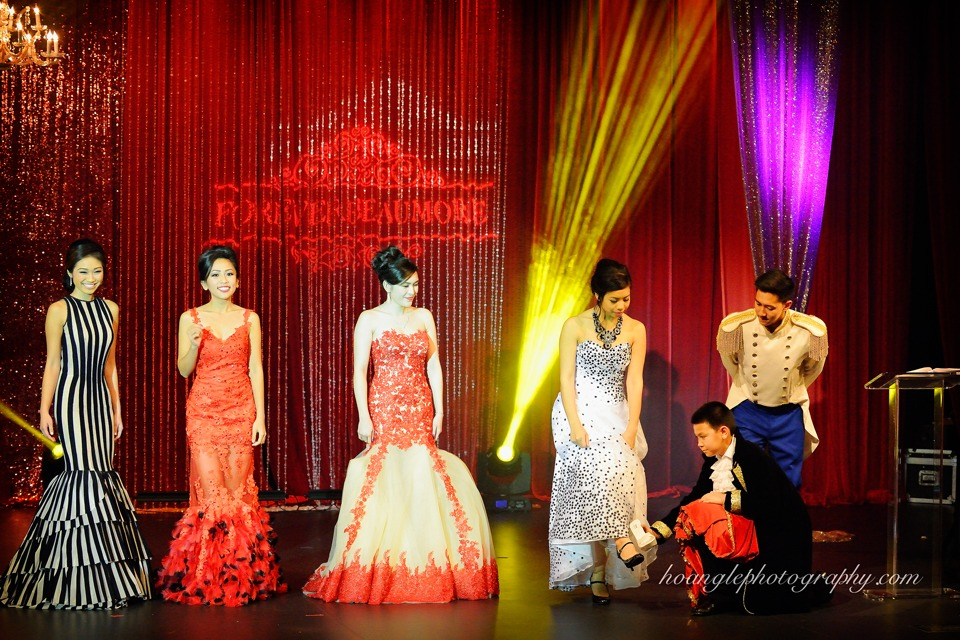 Hoa Hậu Áo Dài Bắc Cali 2015 - Pageant Day pictures by Hoang Le - Image 205