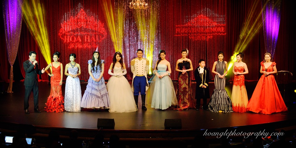Hoa Hậu Áo Dài Bắc Cali 2015 - Pageant Day pictures by Hoang Le - Image 214