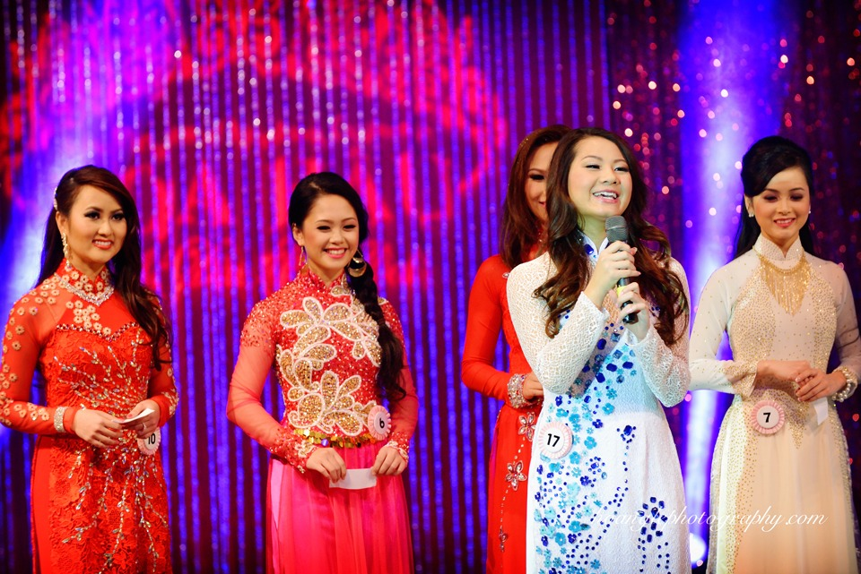 Hoa Hậu Áo Dài Bắc Cali 2015 - Pageant Day pictures by Hoang Le - Image 220