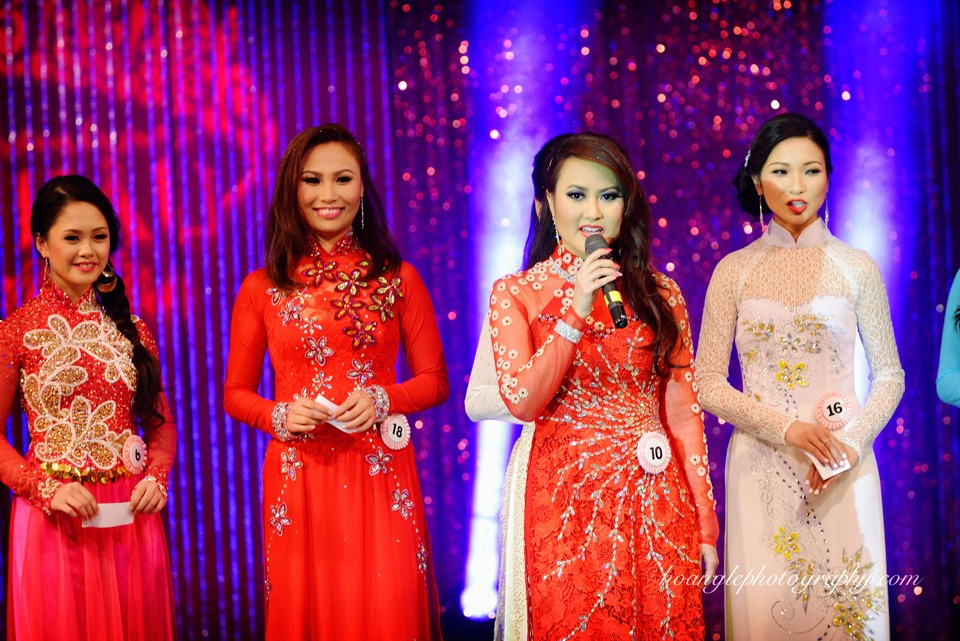 Hoa Hậu Áo Dài Bắc Cali 2015 - Pageant Day pictures by Hoang Le - Image 222
