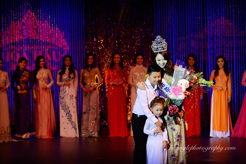 Hoa Hậu Áo Dài Bắc Cali 2015 - Pageant Day pictures by Hoang Le - Image 235