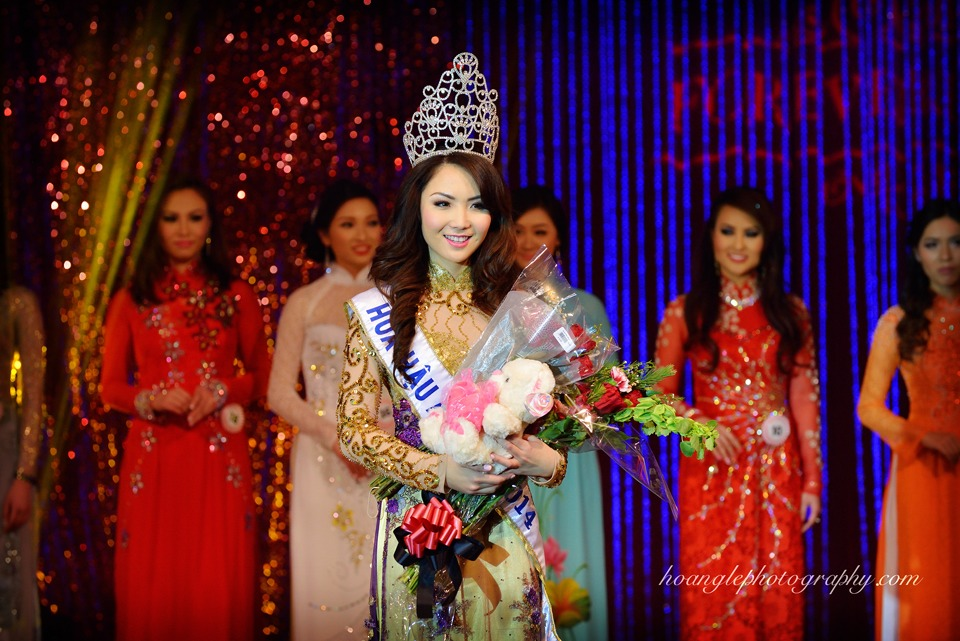 Hoa Hậu Áo Dài Bắc Cali 2015 - Pageant Day pictures by Hoang Le - Image 236