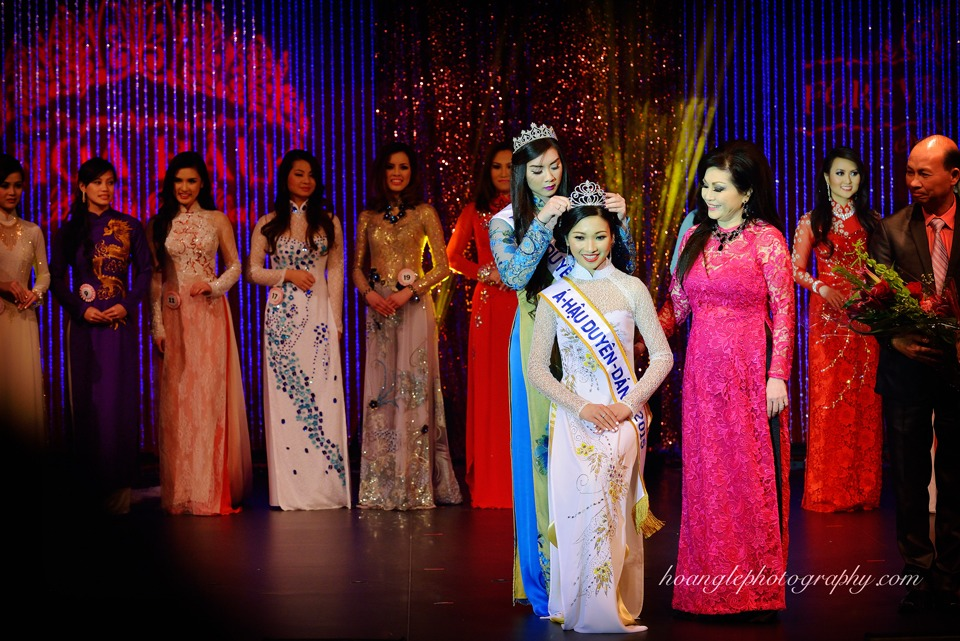 Hoa Hậu Áo Dài Bắc Cali 2015 - Pageant Day pictures by Hoang Le - Image 238
