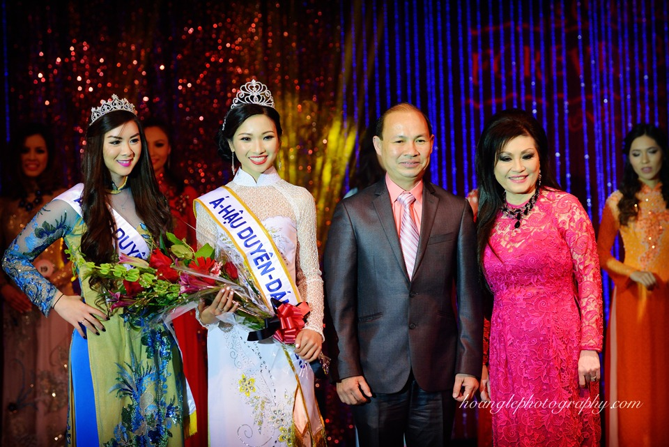 Hoa Hậu Áo Dài Bắc Cali 2015 - Pageant Day pictures by Hoang Le - Image 239