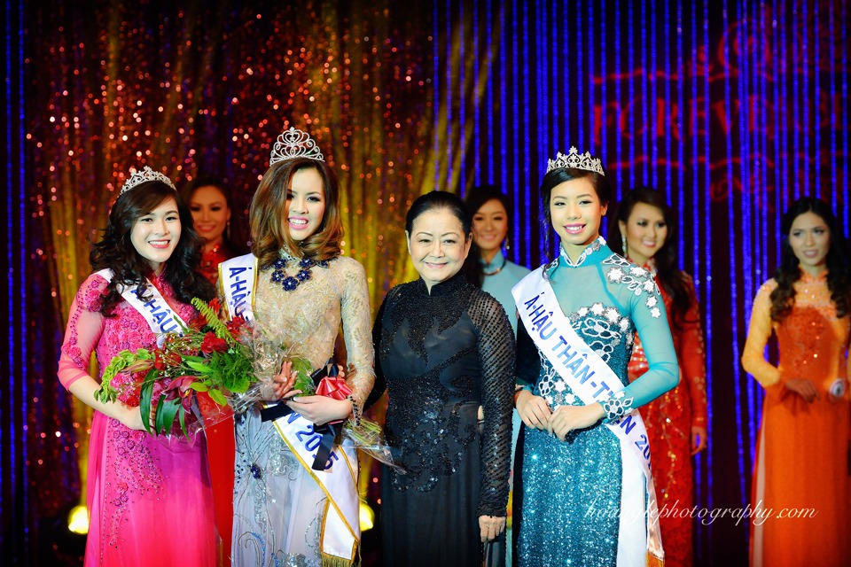 Hoa Hậu Áo Dài Bắc Cali 2015 - Pageant Day pictures by Hoang Le - Image 242