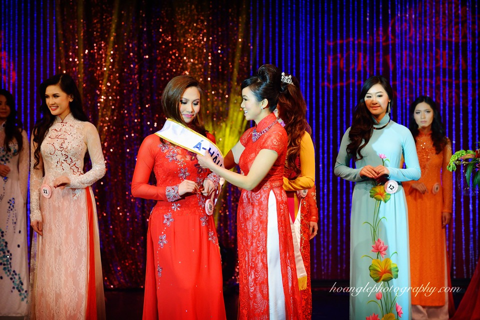 Hoa Hậu Áo Dài Bắc Cali 2015 - Pageant Day pictures by Hoang Le - Image 244